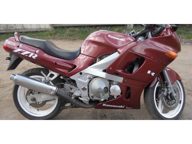 Kawasaki ZXR (1997)