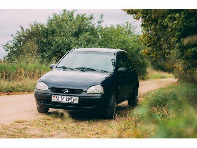 Opel Corsa (1997)