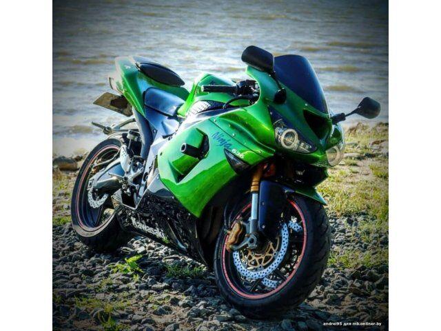 Kawasaki ZX (2005)