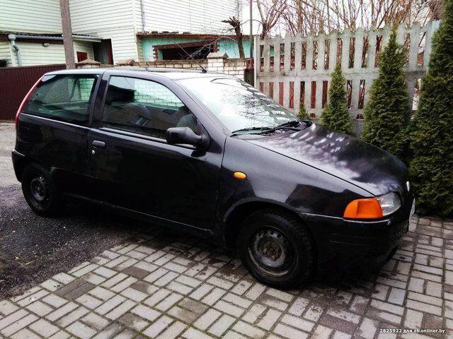 Fiat Punto (1998)