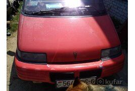 Pontiac Trans Sport (1992)
