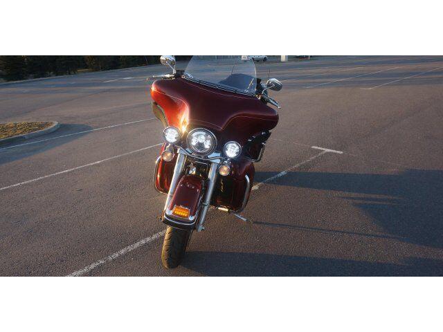 Harley-Davidson Electra Glide (2010)