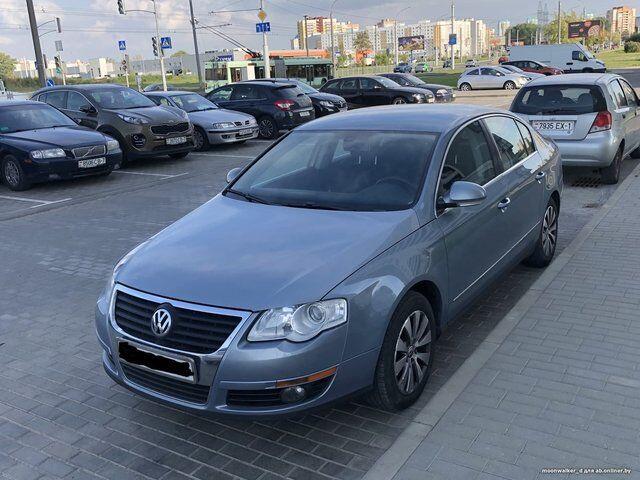 Volkswagen Passat B6 (2008)