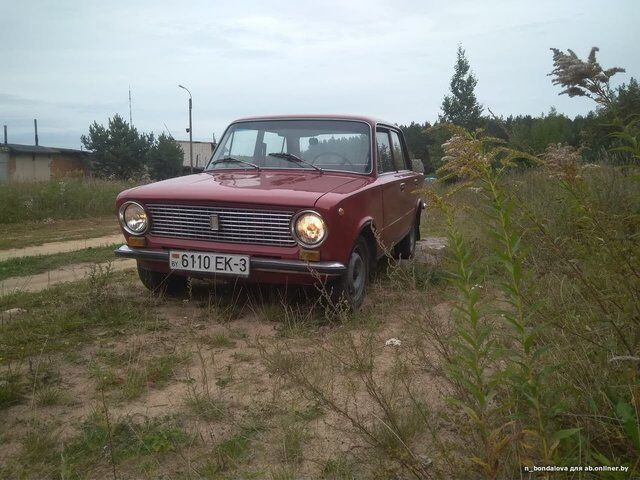 Lada 21013 (1981)
