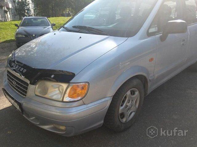 Hyundai Trajet (2000)