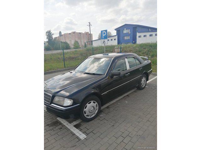 Mercedes C (W202, S202) (1993)