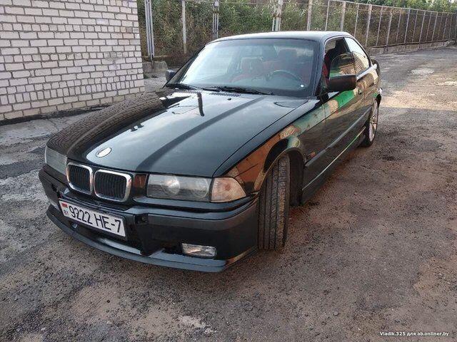 BMW 3 (E30) (1995)