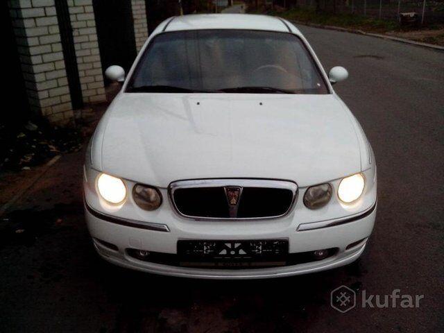 Rover 75 (2001)