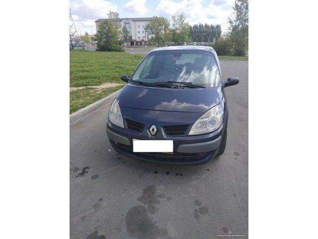 Renault Scenic (2008)