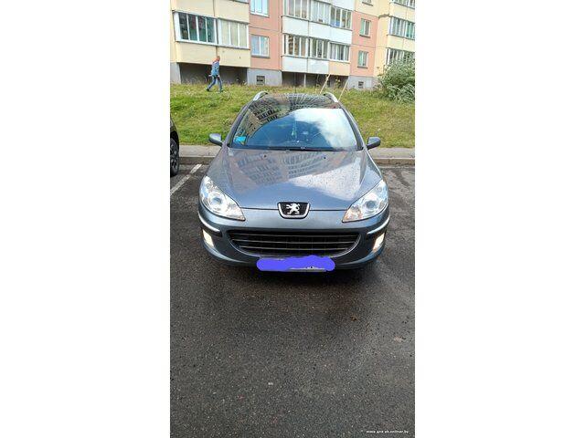 Peugeot 407 (2007)