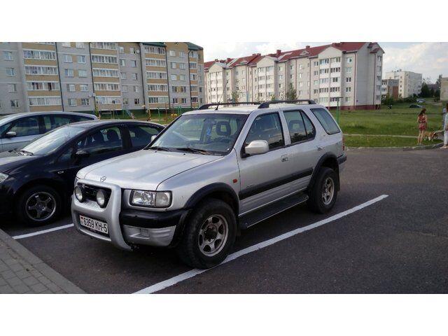 Opel Frontera (1999)