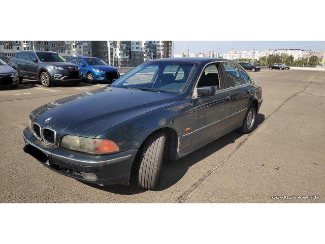 BMW 5 (E34) (1999)
