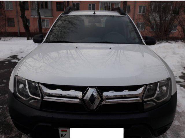 Renault Duster (2015)