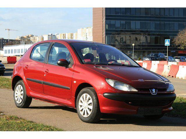 Peugeot 206 (2002)