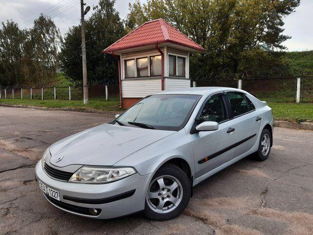 Renault Laguna 2 (2003)