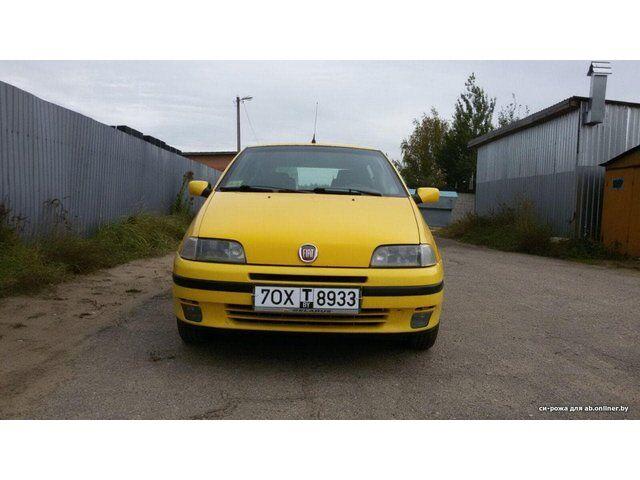 Fiat Punto (1997)