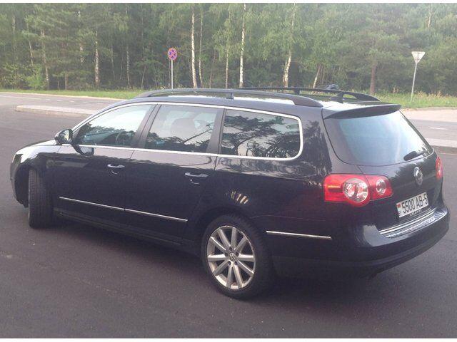 Volkswagen Passat (2010)