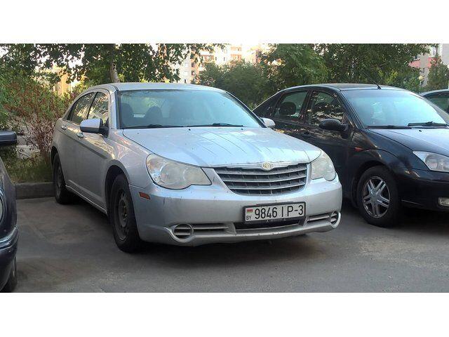 Chrysler Sebring (2007)