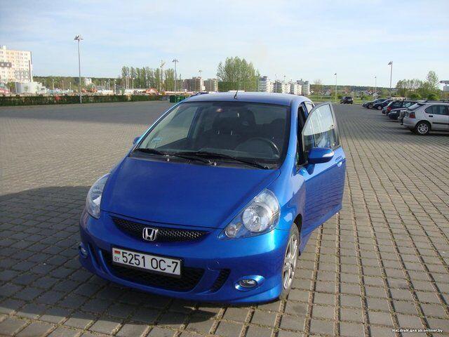 Honda Jazz (2005)