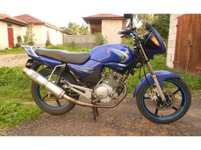 Yamaha YBR (2011)