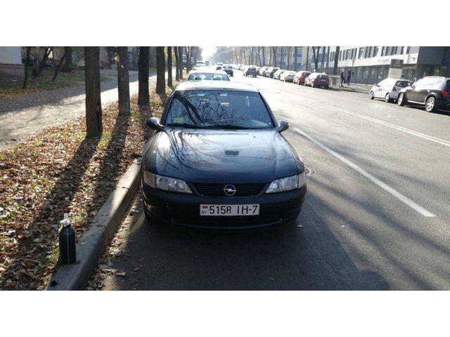 Opel Vectra (1998)