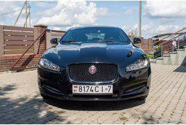 Jaguar XF (2014)