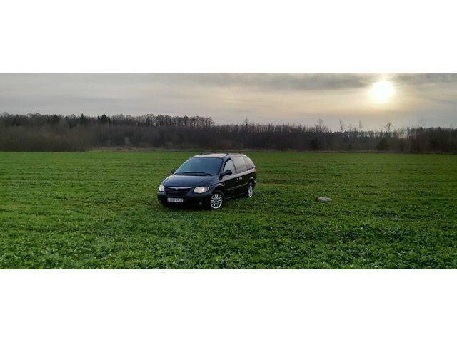 Chrysler Voyager (2005)