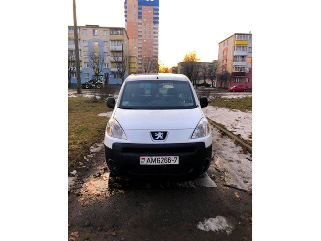 Peugeot Partner (2009)