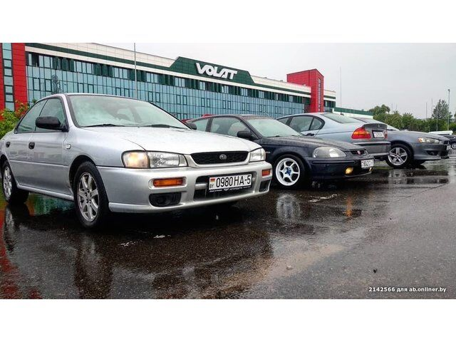 Subaru Impreza (1996)