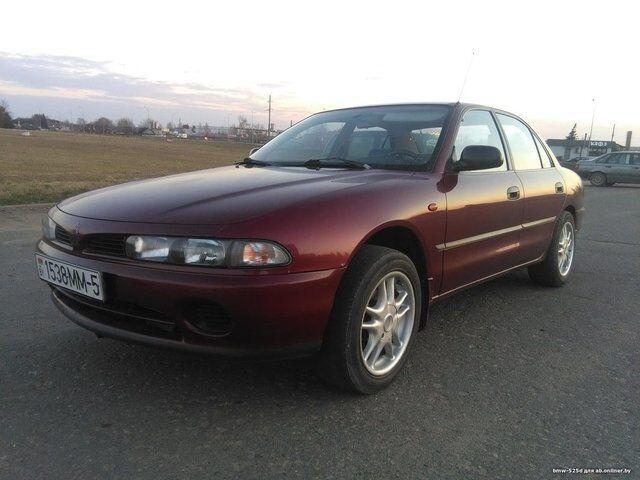Mitsubishi Galant (1994)