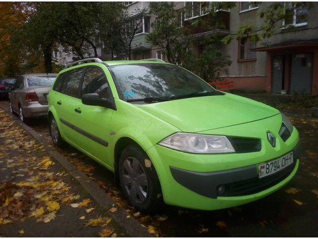 Renault Megane (2008)