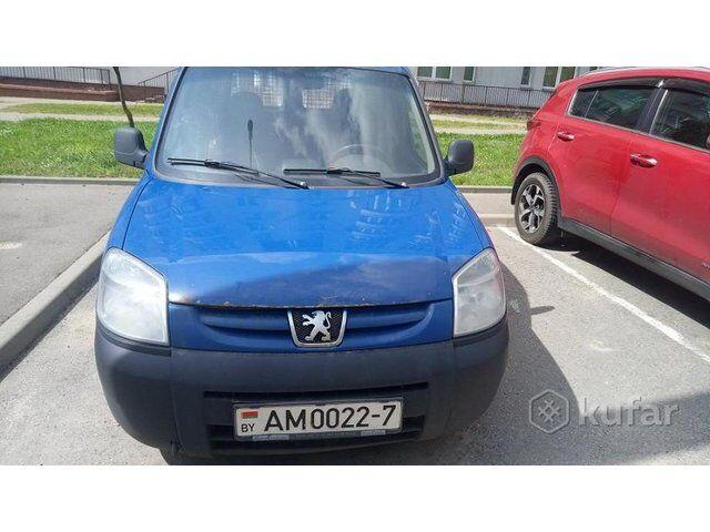 Peugeot Partner (2011)