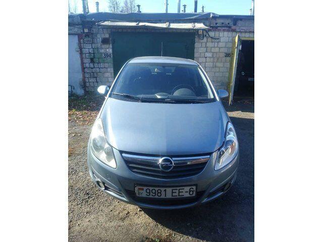 Opel Corsa (2007)