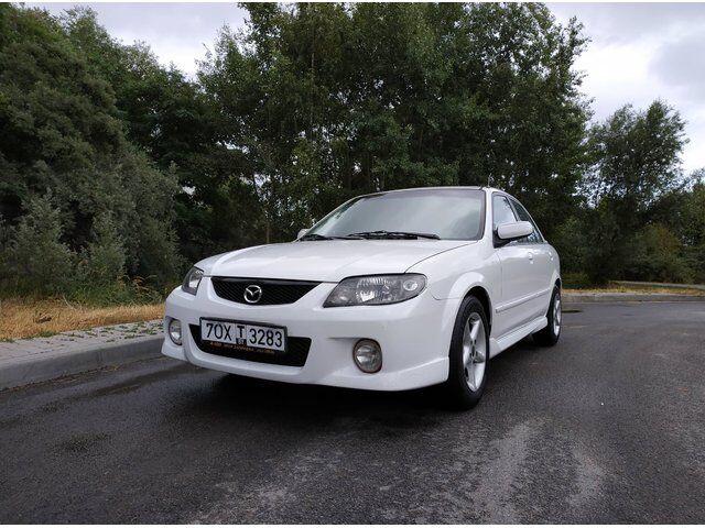 Mazda Protege (2001)
