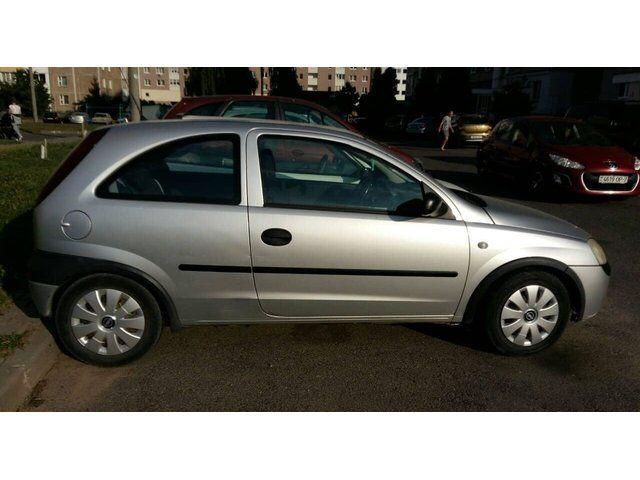 Opel Corsa (2002)