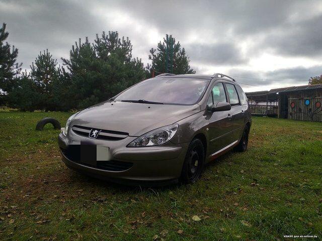 Peugeot 307 (2003)