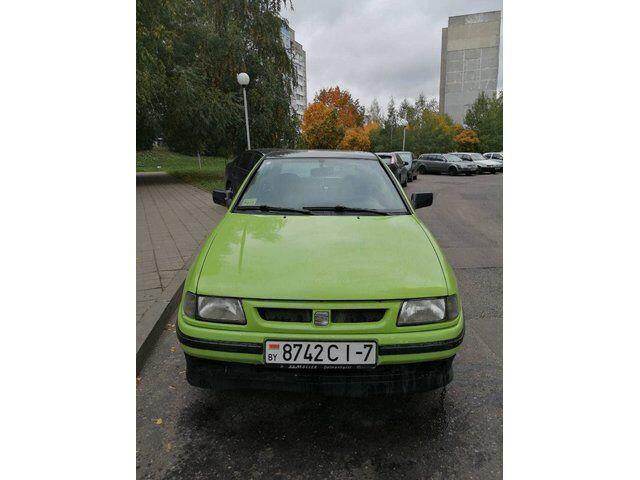 SEAT Ibiza (1995)
