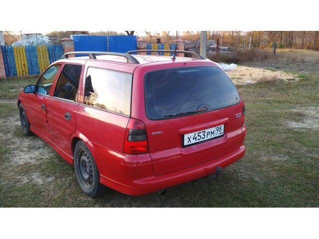 Opel Vectra (2000)