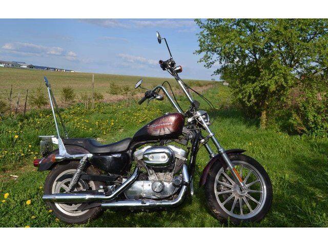 Harley-Davidson Sportster (2006)