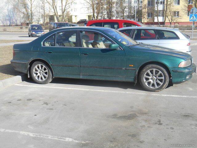 BMW 5 (E39) (1997)