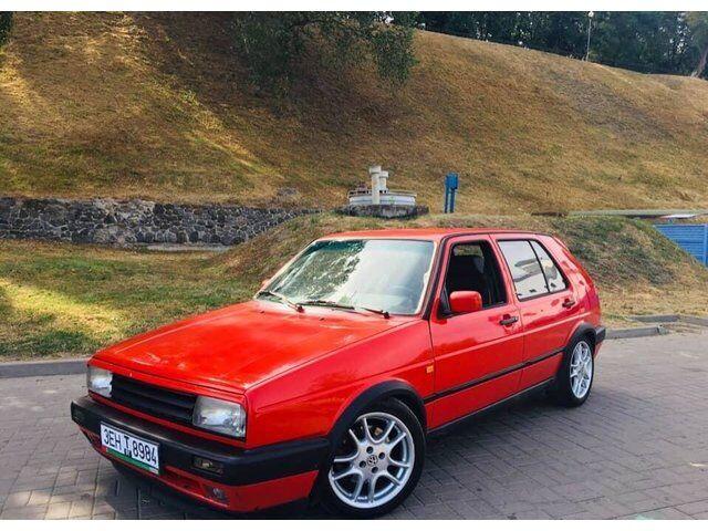 Volkswagen Golf (1989)