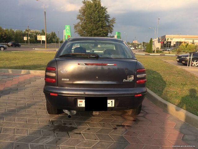 Fiat Brava (1996)