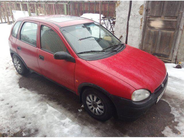 Opel Corsa (1994)