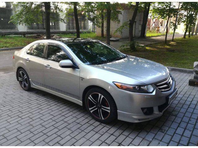 Honda Accord (2008)