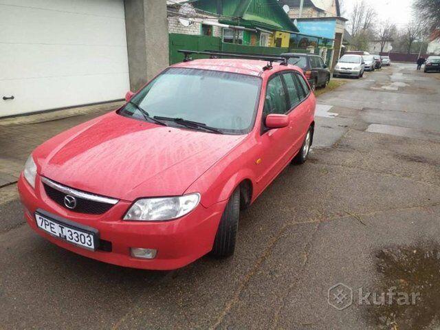 Mazda 323 (2001)