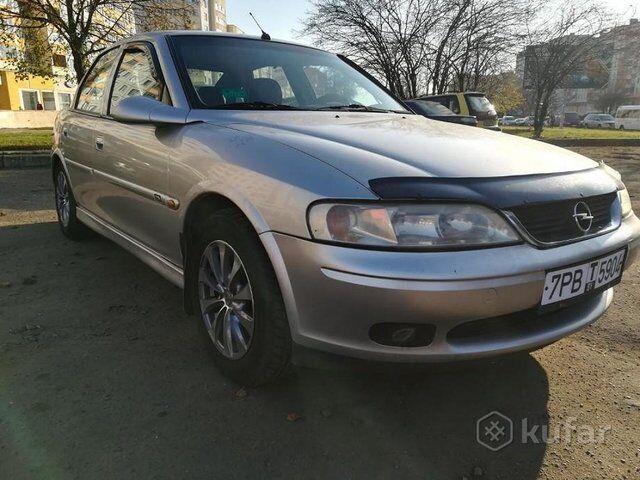 Opel Vectra (2001)