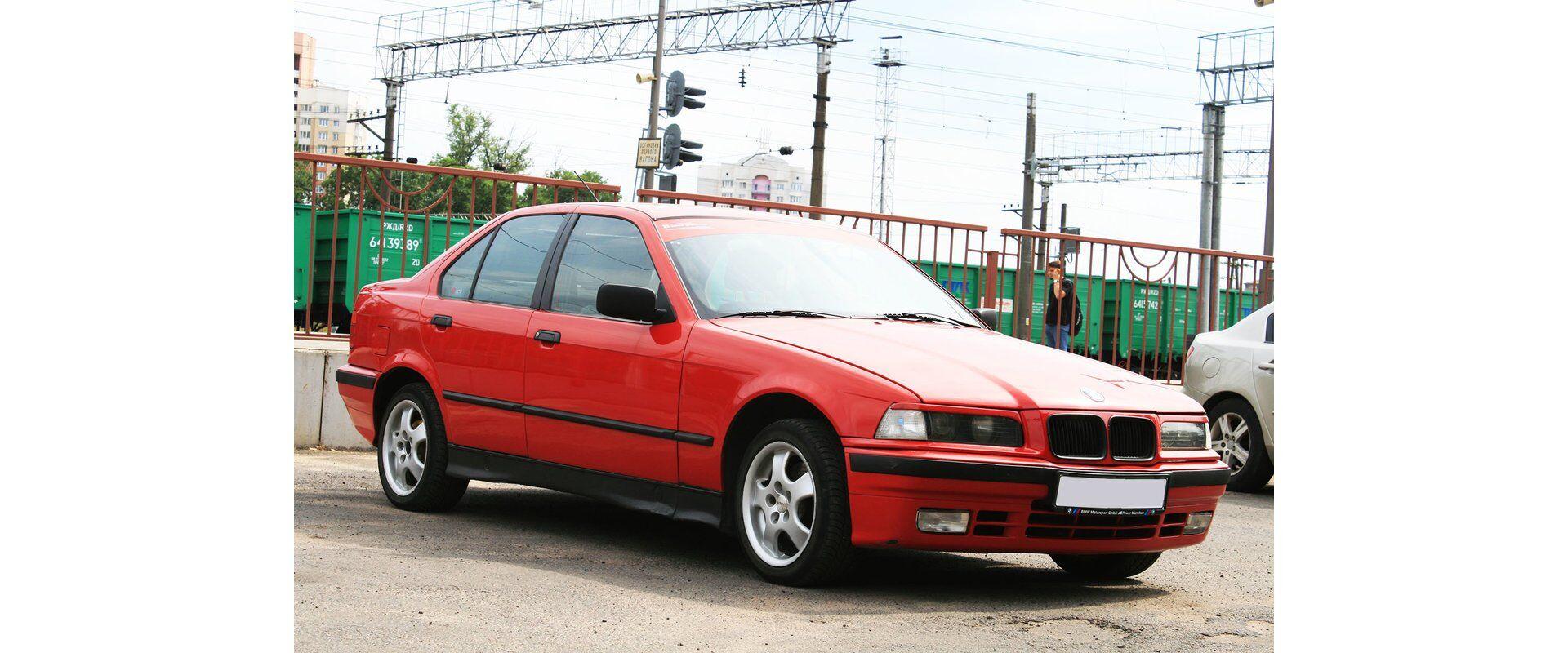 BMW 3 (E36) (1992)