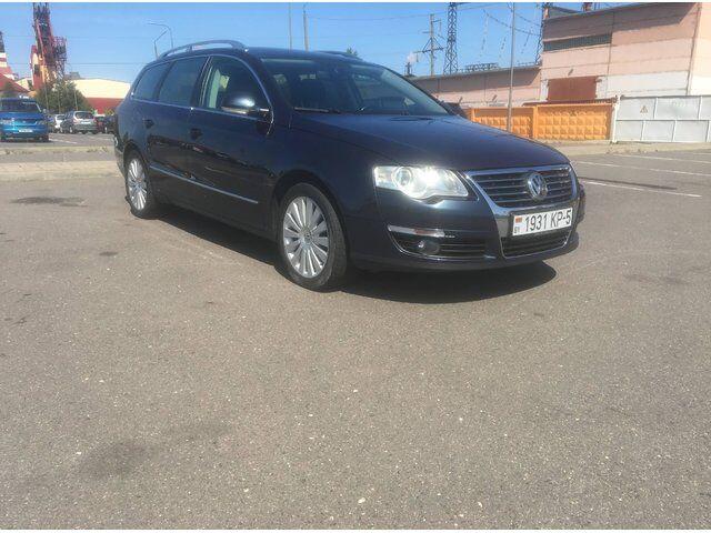 Volkswagen Passat (2007)