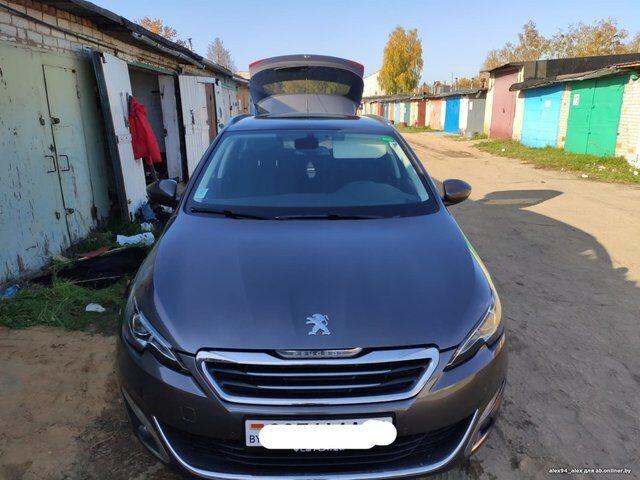 Peugeot 308 (2015)