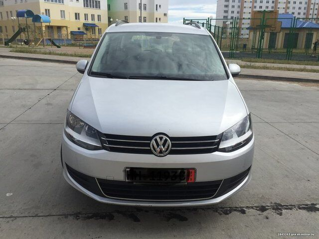 Volkswagen Sharan (2015)